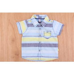 Babyface Blouse / overhemd / tuniek - korte mouw