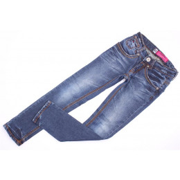 Blue Rebel Broek - lang