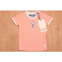 Moodstreet Shirt / polo - korte mouw