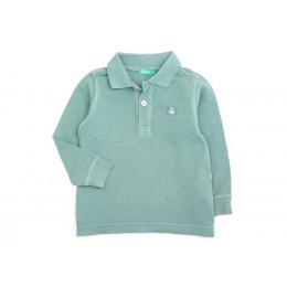Benetton Shirt / longsleeve / polo - lange mouw
