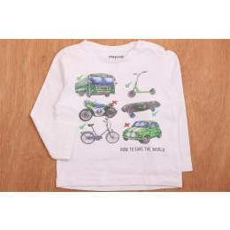 Mayoral Shirt / longsleeve / polo - lange mouw