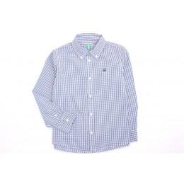 Benetton Blouse / overhemd / tuniek - lange mouw