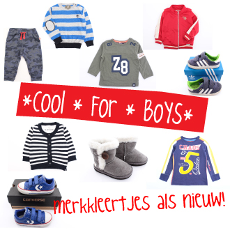 Cool for boys